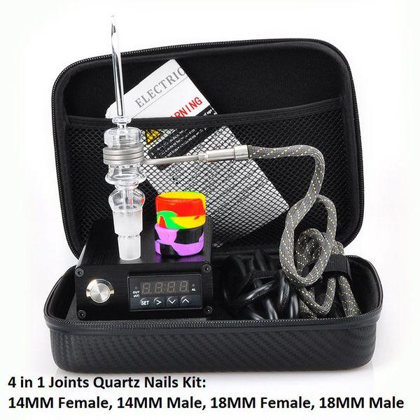 Black Case V2 Quartz Nail Kit