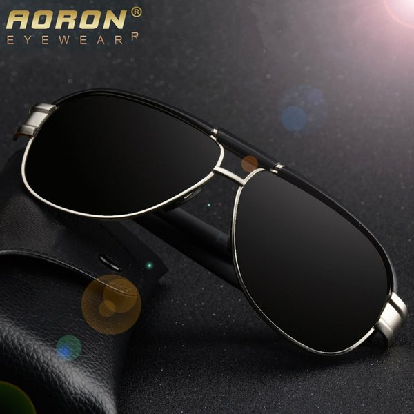 8ba4a8e75a35 New HD Brand Mens Polarized Sunglasses Outdoor Sports Pilot Sun Glasses  Fashion Colorful Lens Classic Driving Eyewear Glasses Shades Hot