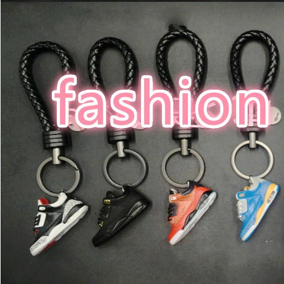 Key chain bag pendant basketball shoes DIY 3 d fashion fidget