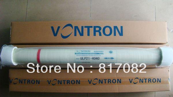 top popular On sale VONTRON Reverse Osmosis Membrane Ultra Low Pressure RO Membrane ULP21-4040 2021