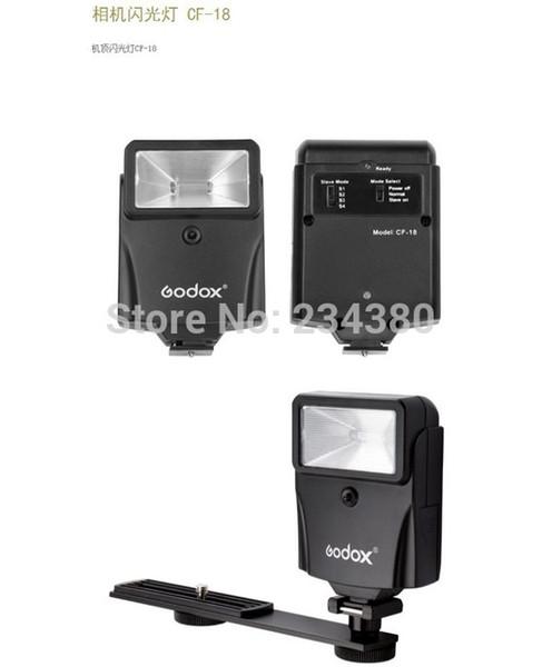 Wholesale-Godox CF-18 Dijital Slave Flash Ca Için 700D 650D 100D 550D 60D 7D 1000D 600D
