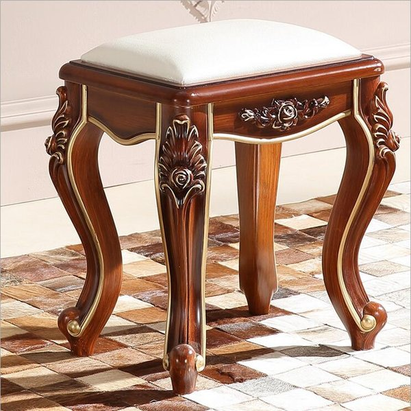 hot selling Antique Style Italian small table, 100% Solid Wood Italy Style Luxury chairs pfy10225