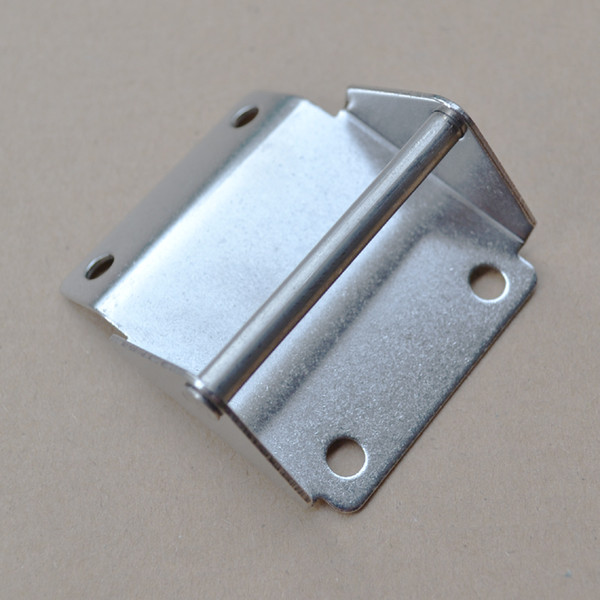 top popular free shipping stainless steel hook strap buckle box toolcase bag part hardware Motorcycle trunk fixed buckle diy handmade 2021