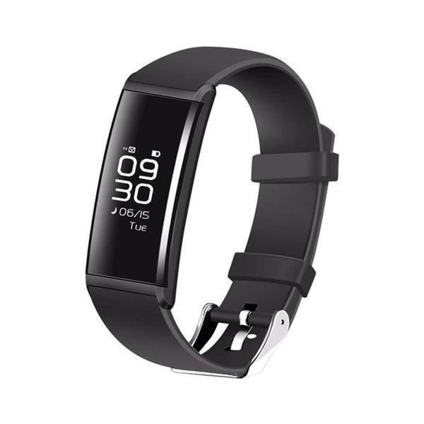 Mais novo X9 Esporte Pulseira Inteligente Pulseira Bluetooth4.0 IP67 À Prova D 'Água Pulseira Pedômetro Monitor de Freqüência Cardíaca TPU Smartband Para Android iOS