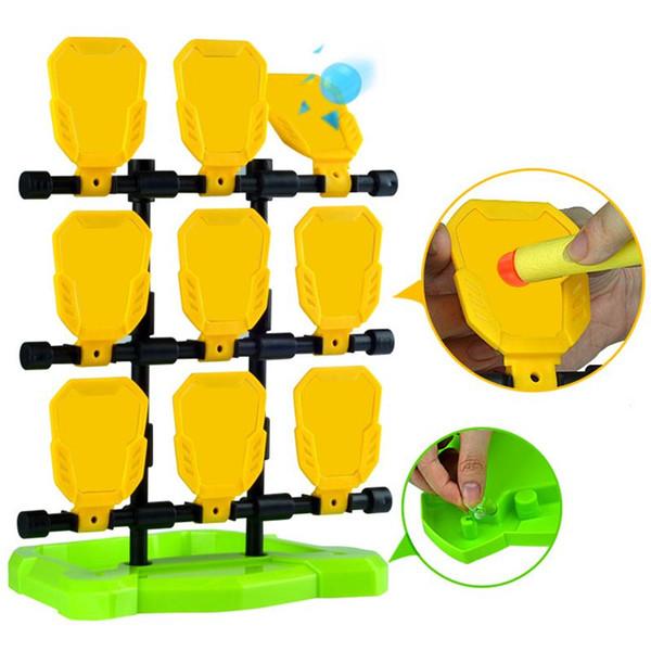 HBB Shooting Practice Bath Game Water Pistol Gun Target Family Funny Toy Kids Gift