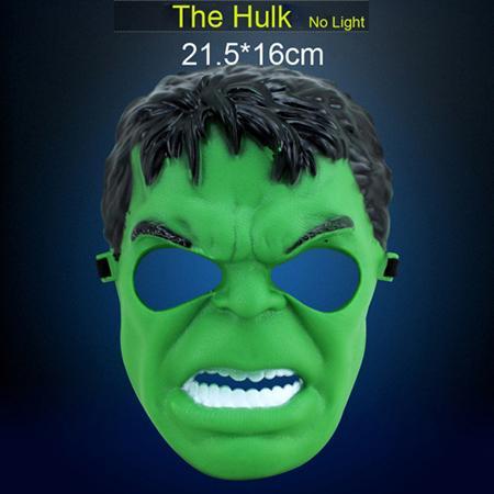 Hulk no light