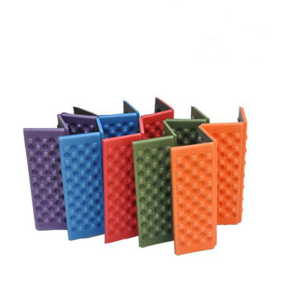 Wholesale-Foldable Folding Outdoor Camping Mat Seat Foam Cushion Portable Waterproof Chair Picnic Mat Pad