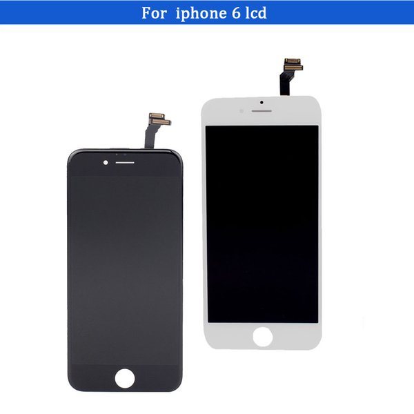 Origi Refurbished Quality Lcd display for lcd Iphone 6 screen Digitizer Assembly Replacement Free DHL