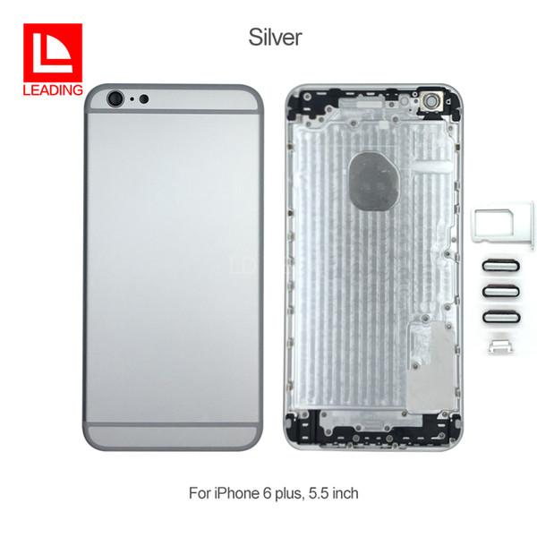 замена верхней крышки iphone