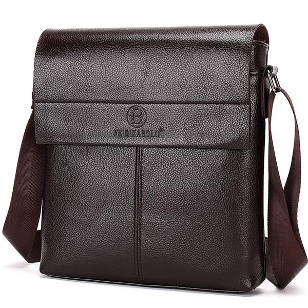 b3f8c600b Nova coleção 2017 homens da moda sacos, homens mensageiro de couro casual  bag, bolsa