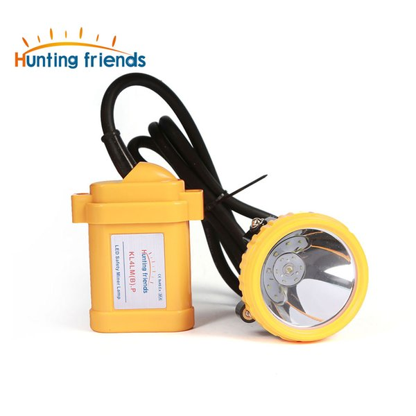 Hot Sale LED Cap Lamp Safety Miner Lamp KL4LM(B).P Waterproof Headlight Explosion Rroof Cap Lamp For Working Outdoor