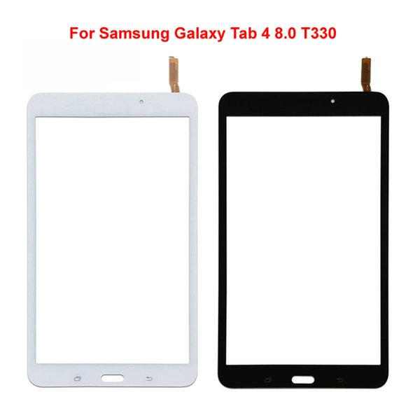 For Samsung Galaxy Tab 4 8.0 T330 Wifi Version Touch Screen with Digitizer Glass Lens Replacement Part