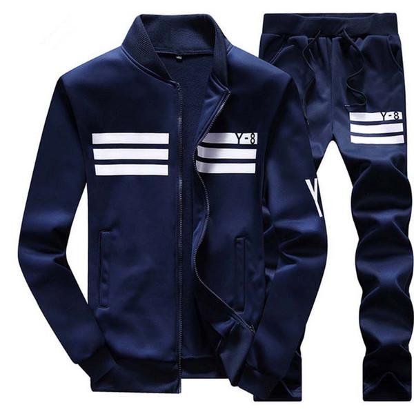 rachaw / Großhandels-Männer Sportswear Hoodie und Sweatshirts Herbst Winter Jogger Sport Anzug Herren Sweat Suits Marke Herren Trainingsanzüge Set