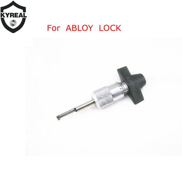 New Arrival Haoshi Locksmith for ABLOY Lock Lock Pick for Abloy Set Lock Pick Tool Locksmith Tool