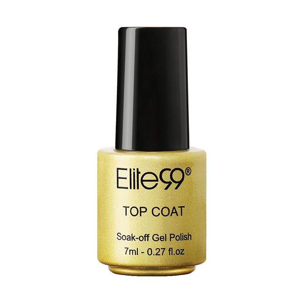 Wholesale-Elite99 7.3ml Magic Gel Nail Primer LED UV Top Coat Nail ...