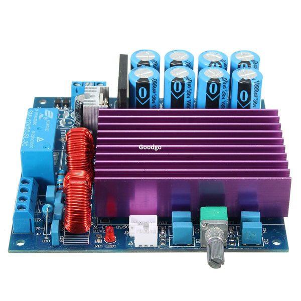 10x10 cm TDA8950 Subwoofer Digital 2x170 W Classe D Placa Amplificadora De Áudio AMP Módulo DIY Circuits Boards Módulos