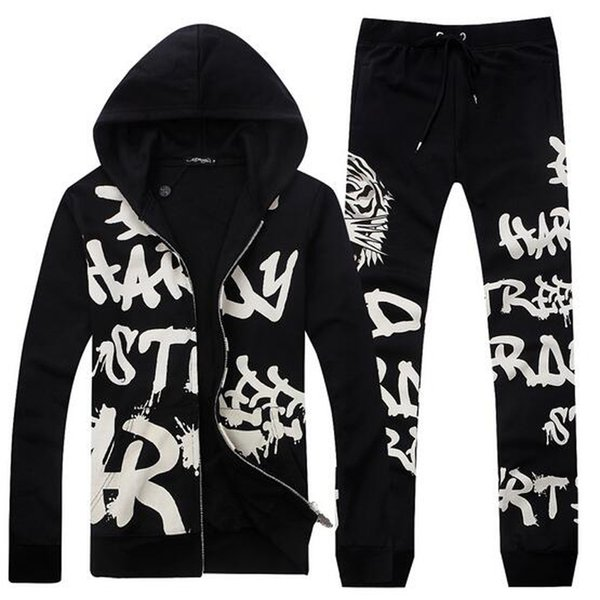 Ed 2019 Men'S Set Tracksuits ED Casual New ED Arrival Hardy Camouflage Set Sports 08 Love From Dqclothes132 Casual Love'S HARDY Skeleton PuXTOkZi