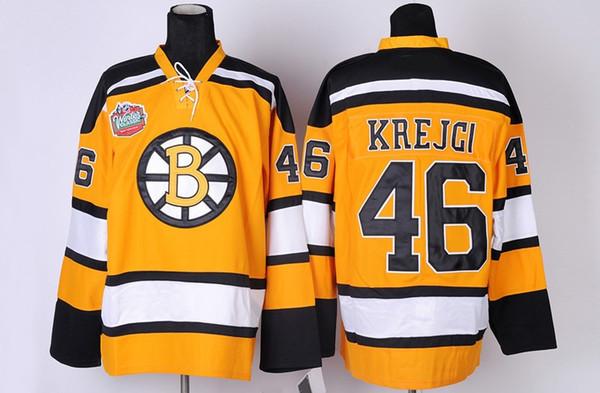 #46 yellow black