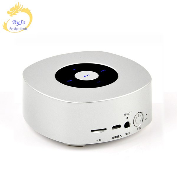 LEADSTAR MP-03 Bluetooth Speaker Wireless Stereo Touch button Mini Portable Audio Support Handsfree TF Card Super Bass Speaker