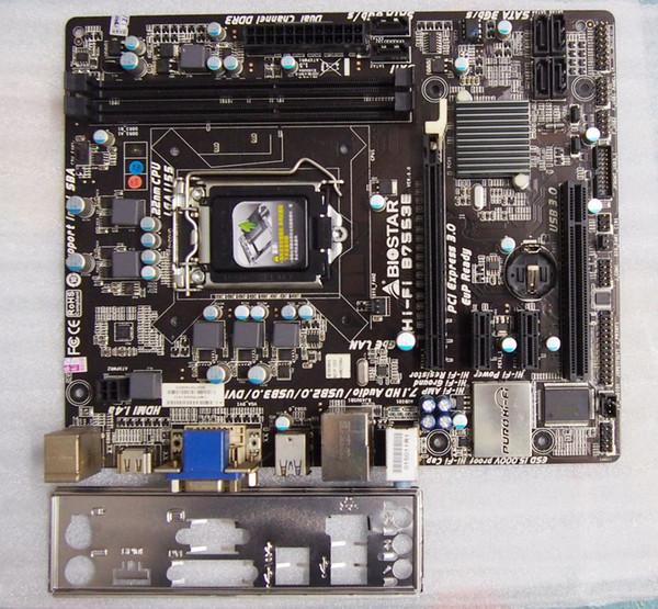 top popular B75S3E Motherboard B75 Motherboards LGA 1155 USB3.0 HIFI PCIE 3.0 2021