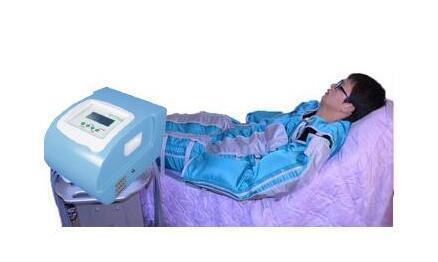 Corps lymphatique portatif professionnel de drainage de Pressotherapy de pression d'air amincissant la machine détoxifiante de Presoterapia pour le massage de corps entier