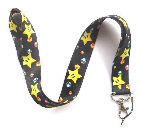 Hot sale wholesale 20pcs cartoon Animation image phone lanyard fashion keys rope neck rope card rope free shipping 419