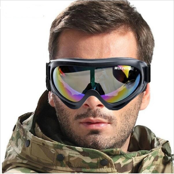 32e5af288e7 UV Protection Outdoor Sports Ski Snowboard Skate Goggles Motorcycle Off-Road  Cycling Goggle Glasses Eyewear