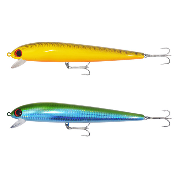 18cm 26G Fishing Tackle Long Minnow Fishing Lures Minnow bait Bass Bait Hard Fishing Bait