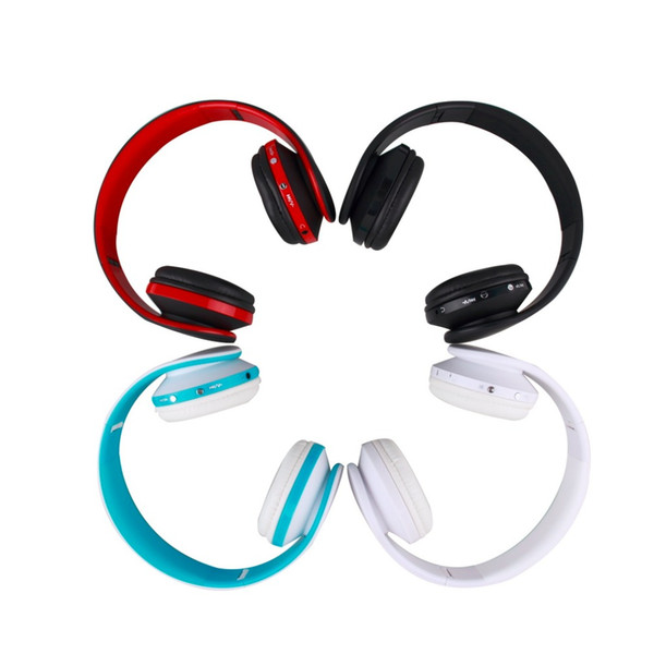 Foldable Headset Wireless Stereo Bluetooth Earphone Headphone For iPhone Cellphone Phone PC Laptop Portable Media Player bluetooth