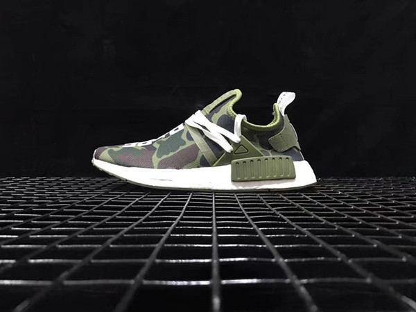9a141e6e2d4d0 ... Double Box 2017 NMD XR1 Duck Camo Boost Camouflage Army Green BA7239  Boost for Perfect quality Nike ...
