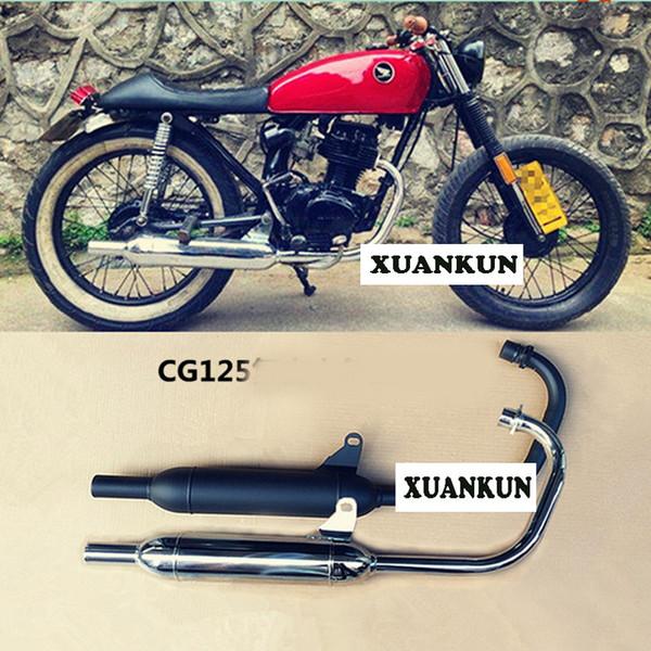 Sistema de Escape de Motocicleta anlaiwang88