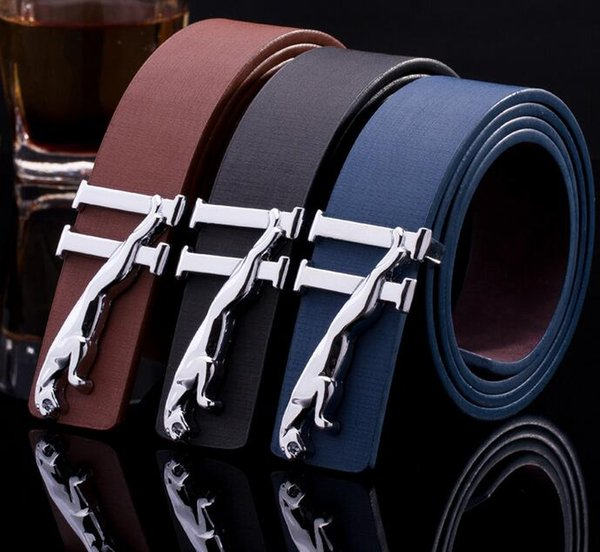 Smooth buckle belts Men's casual durable leather strap restoring ancient ways stuff for man Men's pure cowhide leather waistband
