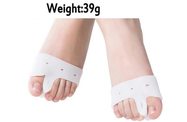 40 pairs Toes Destek Pad Yüksek topuklu ayakkabılar Apple Şekli Ön ayak bakımı Metatarsal Ayak Pedi Topu Ortez Tabanlık eski hurma Rahatlatmak