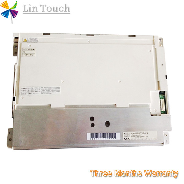 top popular NEW NL6448BC33-49 HMI PLC LCD monitor Industrial Output Devices Display Liquid Crystal Display Used to repair LCD 2019