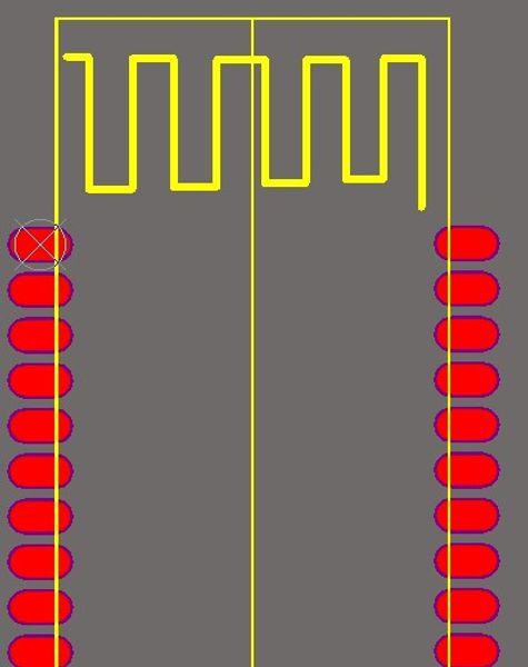 Module HC-05 bluetooth module librairie HC05 empreinte de bluetooth HC-06 HC06 module HC-08 HC08