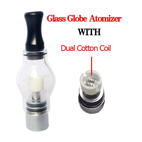 Atomizer Dual Cotton Coil