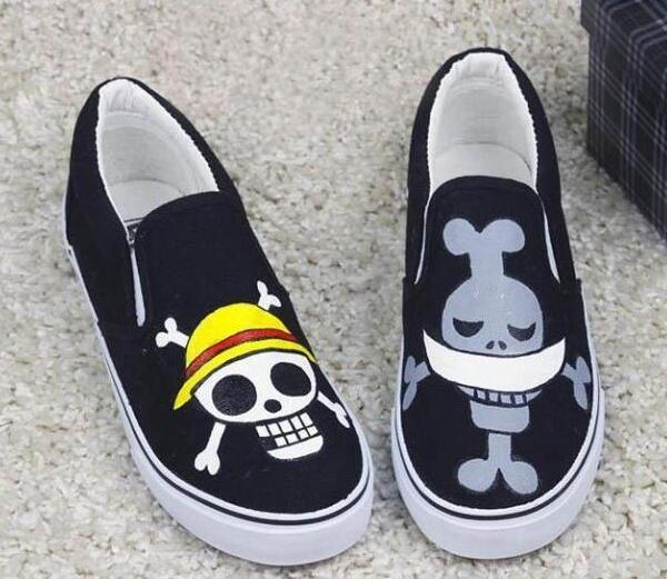 Women Men Casual Board Shoes Fashion Loafers 2017 Spring Summer Hand Painted Canvas Shoes Slip On Flats Unisex