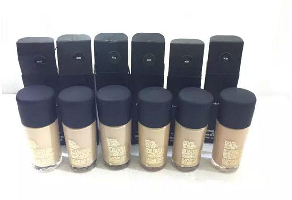 Brand new makeup foundation makeup tudio fix fluid 15 foundation liquid 30ml face highlighter new