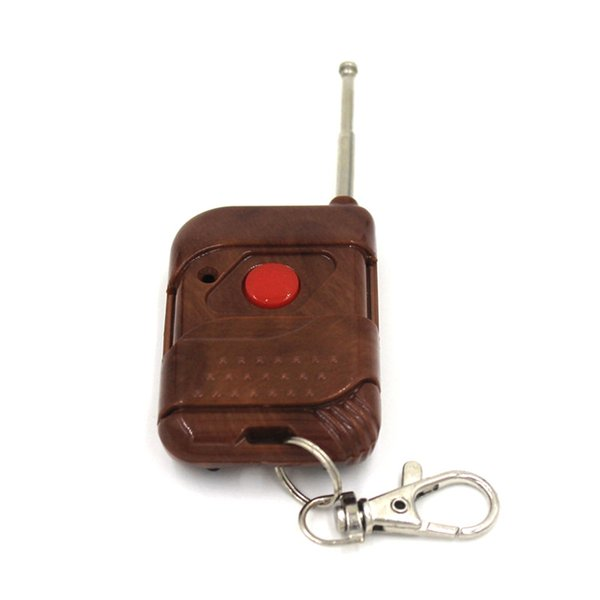 Wholesale-1 key RF 433mhz Universal Remote Control Wireless Controller Garage Door