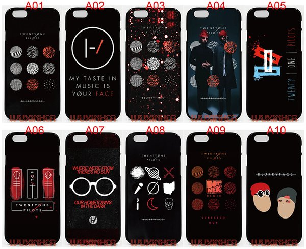 21 Twenty One Pilots iphone case