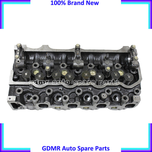 top popular Engine parts 11101-54030 11101-54040 11101-54050 11101-54062 11101-54024 2L old 2LT cylinder head assembly for toyota Hilux 2400 2446cc 2019