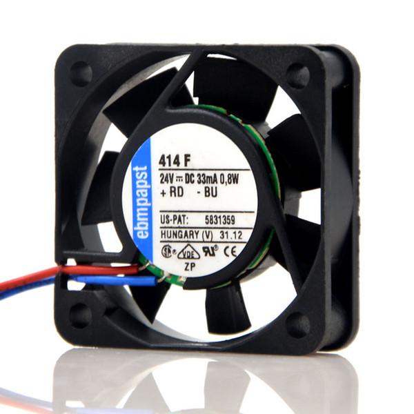 EBMPAPST TYP 414F 24V 0.8W 4CM 4010 inverseur contrôle industriel ventilateur de refroidissement