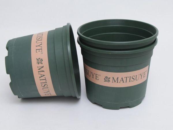 Plastic Flower Pot Succulent Plants Flowerpot Balcony Garden Pots Printing Gallon Pot for Growing Vegetables or Flowers