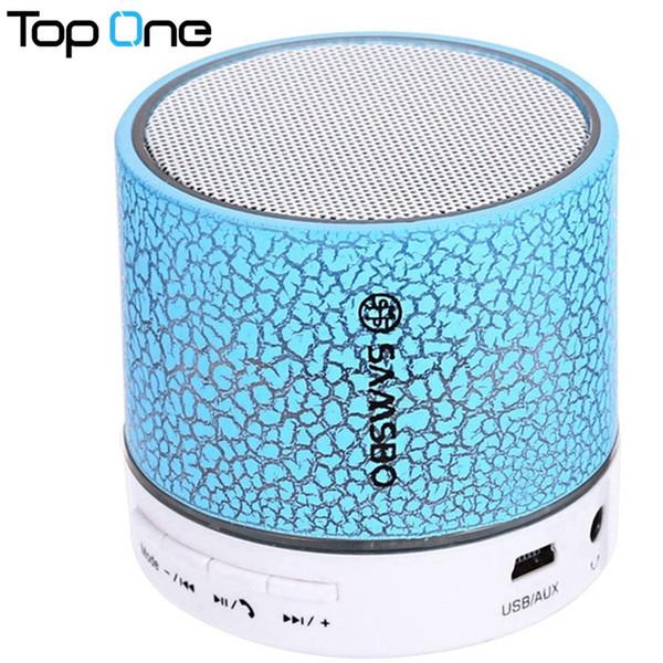 Großhandels-SAMSBO A9 drahtloser Bluetooth-Sprecher Mini-Spalte-Unterstützungsmusik FM Radio Micro SD-Karte Eingebautes Mikrofon für Handy PC