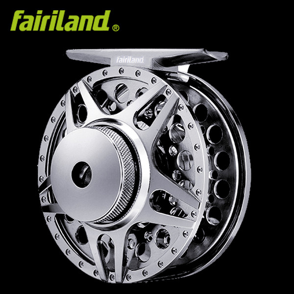 2bb+1rb 1/2 70mm full metal fly fishing reel cnc machined aluminum fish wheel left right hand interchangeable fishing tackle ing thumbnail