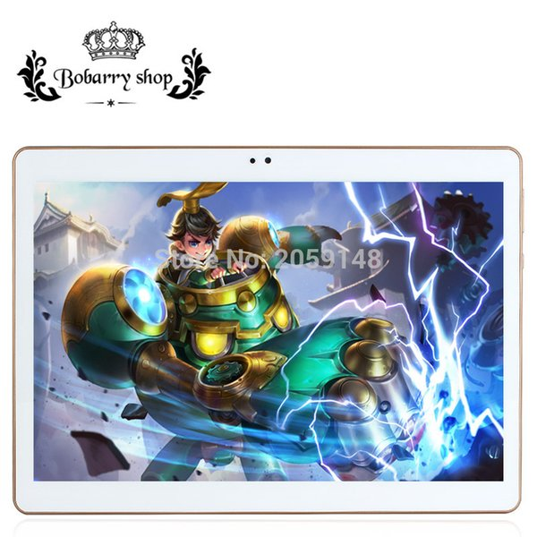 Wholesale- 10 inch Original 3G 4G Phone Call SIM card Android 6.0 Quad Core CE Brand WiFi GPS FM Tablet pc 2GB+16GB Anroid 6.0 Tablet Pc