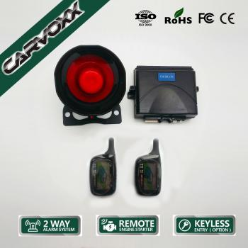 top popular Two-Way Car Alarm with Remote Engine Starter CX-990 2021