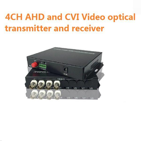 2CH 4CH 8CH CVI CVI AHD transmitter optical transceiver to optical fiber 1080P for cctv AHD CAMERA ,HDMI traanmitter