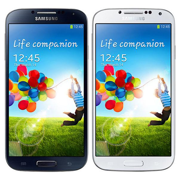 Refurbished Original Samsung Galaxy S4 i9500 i9505 5.0 inch Quad Core 2GB RAM 16GB ROM 13MP 3G 4G LTE Unlocked Android Smart Phone DHL 1pcs