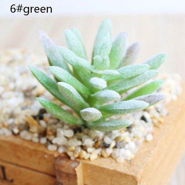 6 # verde